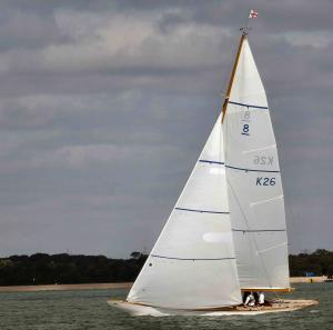 Boat: International 8 square metre K26