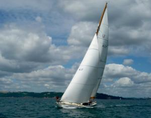 Boat: Sceptre (1958 Americas Cup 12 metre yacht)