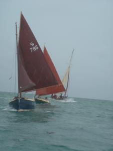 Boat: Cornish Shrimper 785