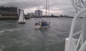Boat: Portsmouth Victory Class Z38  OD1 Westerly Oceanlord
